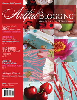 Artful blogging