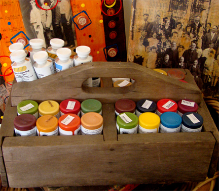 Paint Box Inspiration