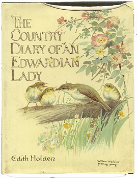 Country Diary of an Edwardian Lady Front Cover