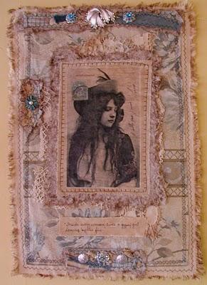 Gypsy KC Willis workshop