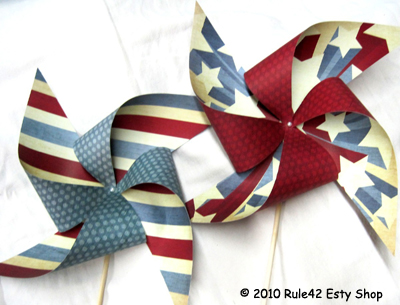 July 4 Pinwheels 1